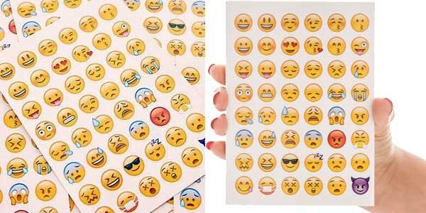 Pegatinas de emojis Lolede baratas en AliExpress