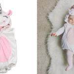 Traje unicornio para bebé barato en AliExpress