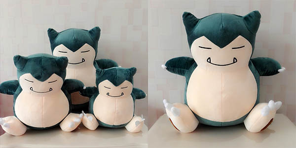 Peluche Pokémon Snorlax barato