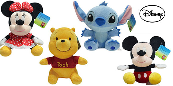 Peluches de Disney baratos