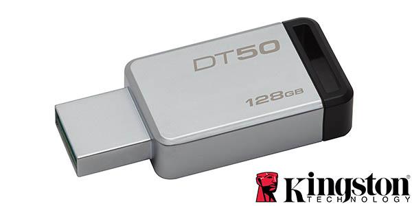 Pendrive Kingston DT50 U de 128 GB barato