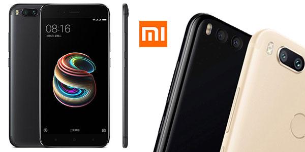 Xiaomi Mi 5X al mejor precio en Gearbest