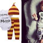 Pijama Harry Potter para bebé