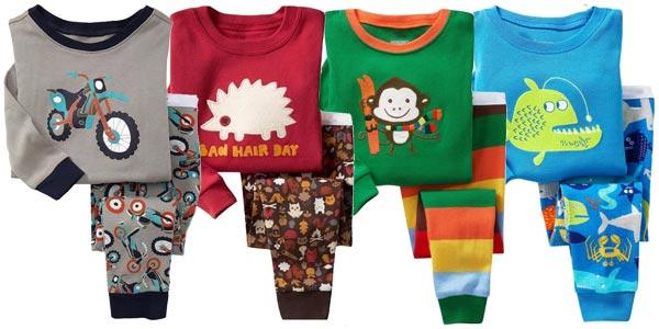 Pijamas infantiles baratos en AliExpress