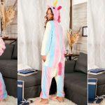 Pijamas de Unicornio para toda la familia chollo en Rosegal
