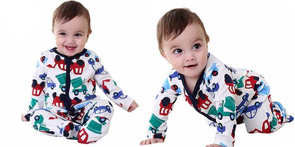 Pijamas mono para bebé en varios modelos al mejor precio