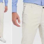 Pantalón chino UNIT para hombre barato en AliExpress Plaza