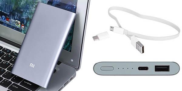 Powerbank Xiaomi Mi Pro USB Tipo-C