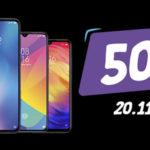 Smartphones Xiaomi con la 2ª unidad 50% de descuento