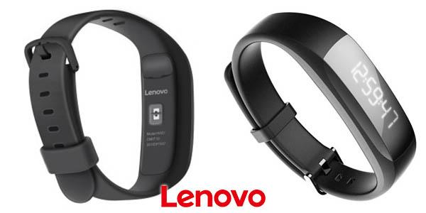 Pulsera de actividad Lenovo HW01