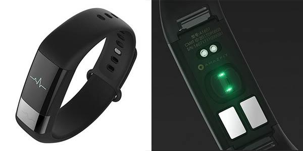 Xiaomi Amazfit Health Band con chip ECG