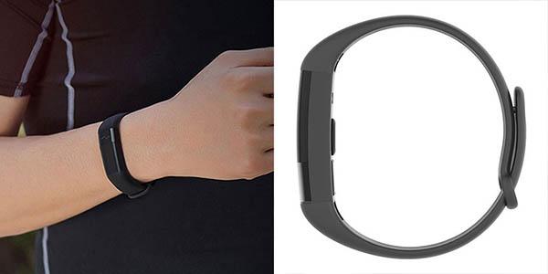 Pulsera de actividad Xiaomi Amazfit Health Band en color negro