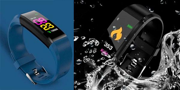Pulsera cuantificadora 115 Plus con pantalla a color barata