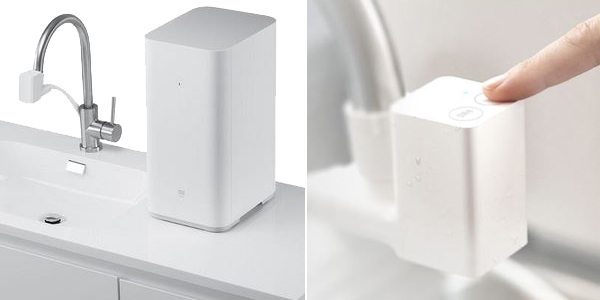 Purificador de agua Xiaomi Countertop RO chollazo en Banggood