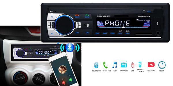 Reproductor multimedia TOSPRA para coche barato en AliExpress