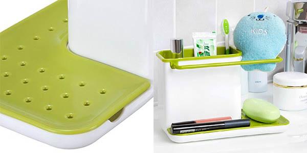 recipiente organizador espacio cocina