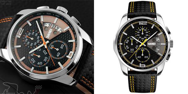 Reloj SKMEI para hombre en 4 colores
