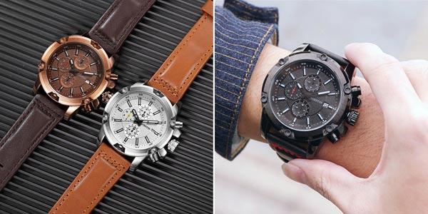 Reloj para hombre Ochstin estilo militar chollazo en AliExpress
