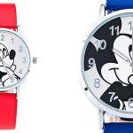 Reloj de cuarzo de Mickey