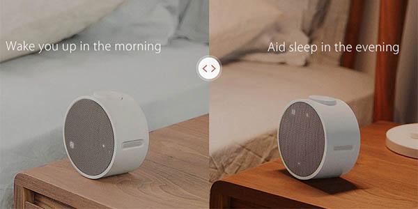 Xiaomi Mi Music Alarm Clock con altavoz bluetooth