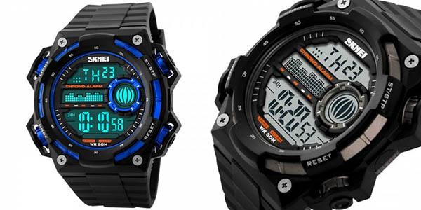 Reloj digital SKMEI de estilo deportivo