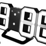 Reloj despertador digital LED Digoo DC-K3