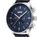 Reloj de pulsera SKMEI sumergible y con calendario chollo en AliExpress