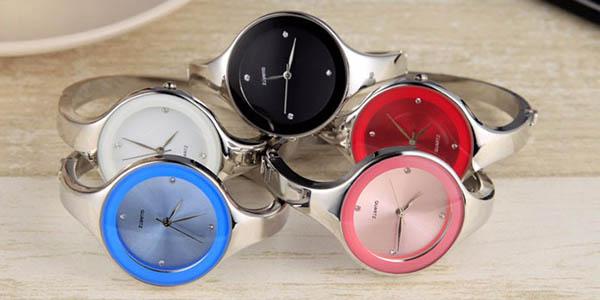 Reloj Geekthink para mujer en varios colores