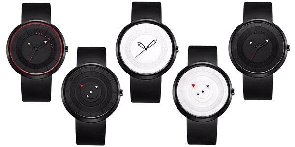 Reloj Break con diseño moderno para hombre en AliExpress