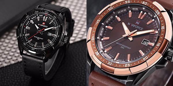 Reloj Naviforce 9056 para hombre barato