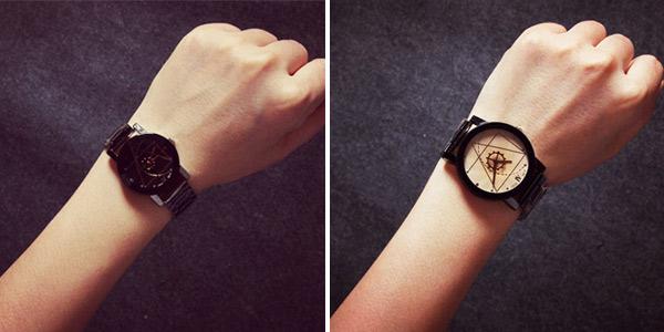 Reloj analógico Gofuly para hombre o mujer chollazo en AliExpress