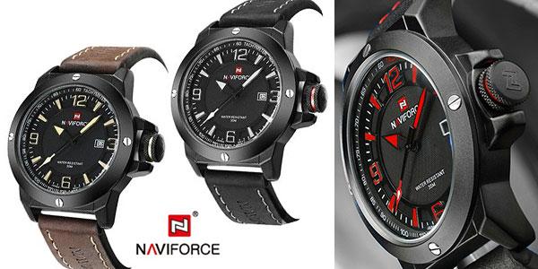 Reloj Naviforce en varios colores para hombre en varios colores