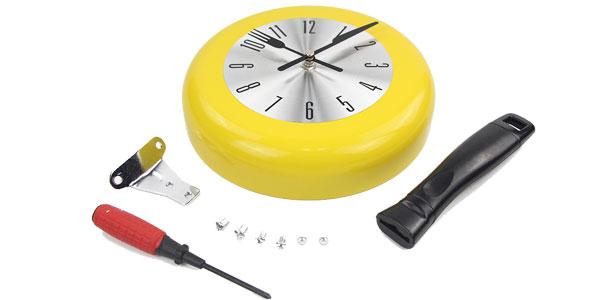 Reloj de cocina para pared en varios tamaños