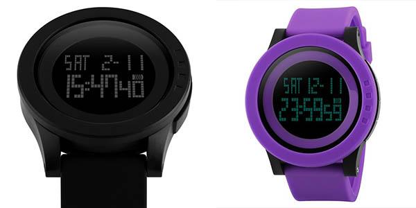 Reloj digital SKMEI barato