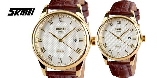 Reloj Skmei de cuarzo para hombre