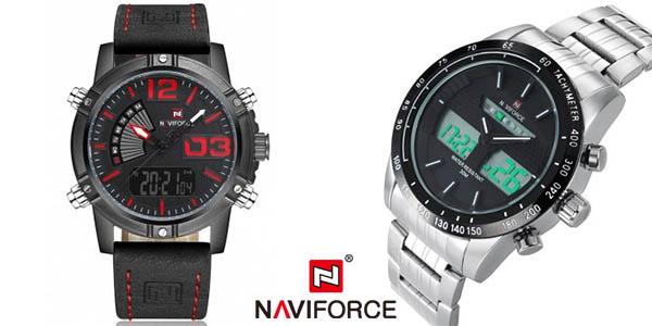 Relojes Naviforce para hombre