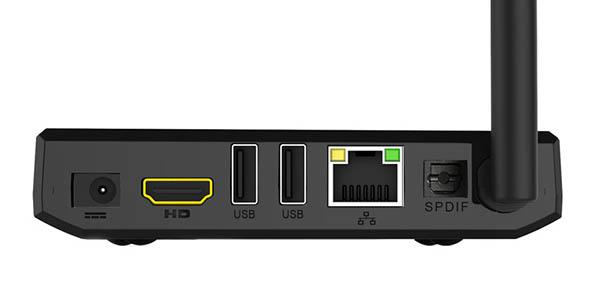 Reproductor M96X VBOX barato