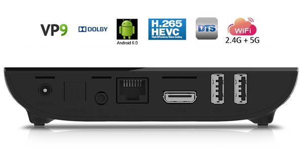 Android TV Box Nexbox A1 barato