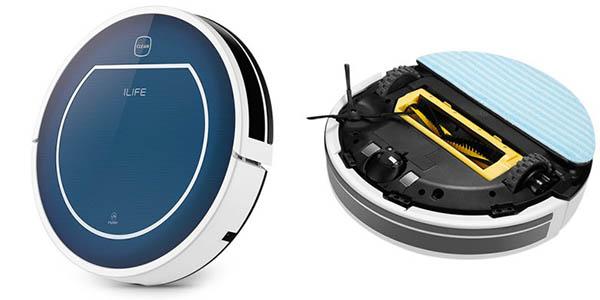 Robot aspirador Chuwi ILife V7 ultra-silencioso