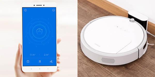 Xiaomi Mi Robot XiaoWa con control por smartphone