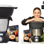 Robot de cocina Multifuncion ChefBOT Compact STEAM PRO IKOHS barato en AliExpress