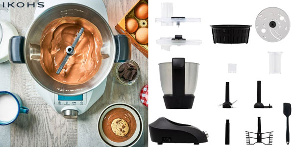 Robot de cocina Multifuncion ChefBOT Compact STEAM PRO IKOHS chollazo en AliExpress