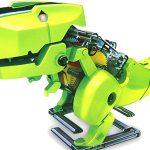 Robot dinosaurio 4 en 1 DIY (hazlo tú mismo) barato en Rosegal