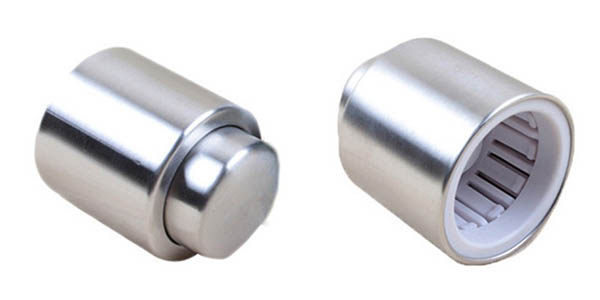 robusto tapon de acero para botellas de cristal con cierre de clic