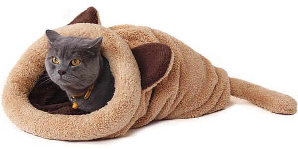 Saco de dormir para gato
