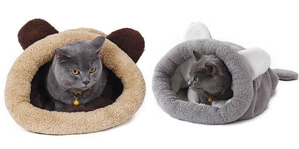 Saco de dormir para gatos barato