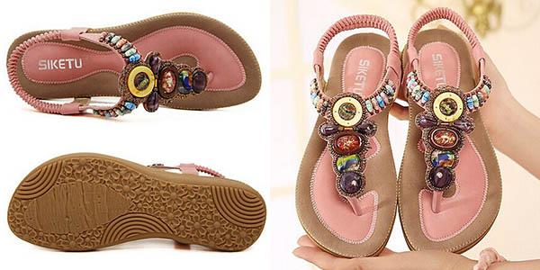 Sandalias Gaoke para mujer