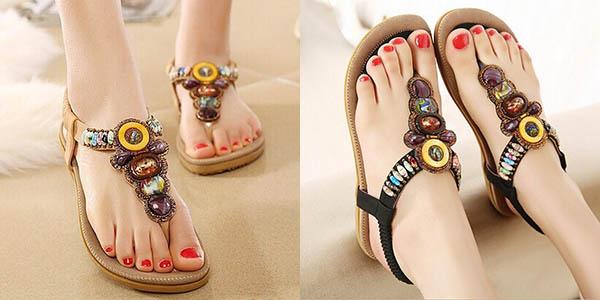 Sandalias de verano baratas