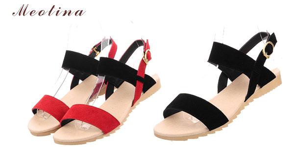 Sandalias de tiras Meotina para mujer