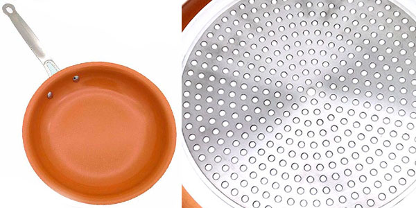 Sartén de cerámica en oferta